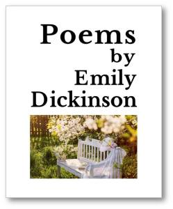 POEMS BY EMILY DICKINSON, E-BOOK